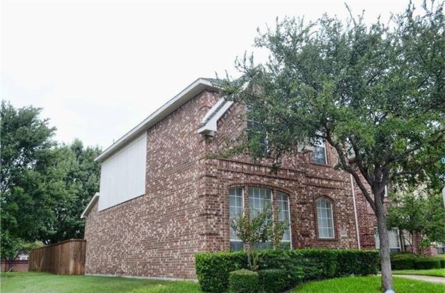 8419 Olivia Street, Frisco, TX 75035 (MLS #13956475) :: Van Poole Properties Group