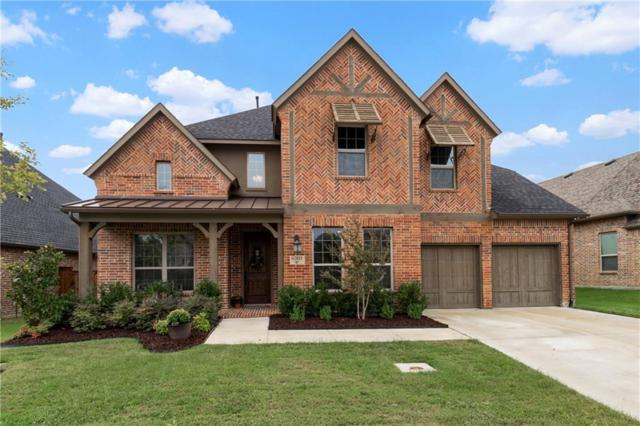 6305 Savannah Oak Trail, Flower Mound, TX 76226 (MLS #13956493) :: Team Hodnett