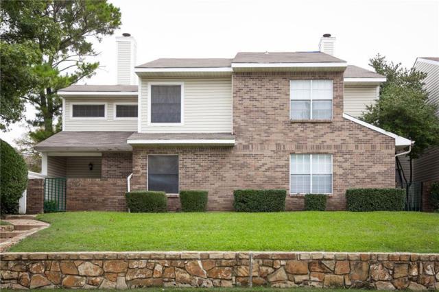 819 Creekside Drive, Lewisville, TX 75067 (MLS #13956507) :: Hargrove Realty Group