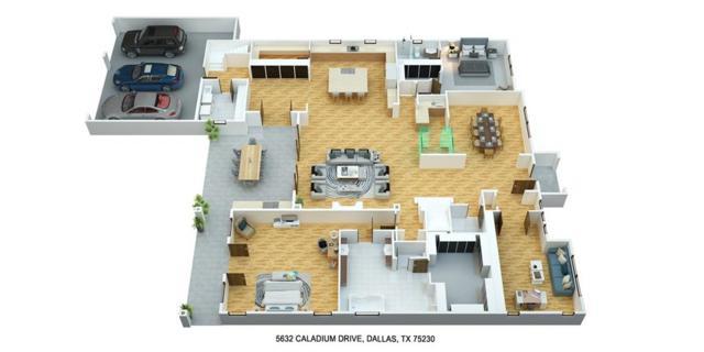 5632 Caladium Drive, Dallas, TX 75230 (MLS #13956550) :: The Mitchell Group