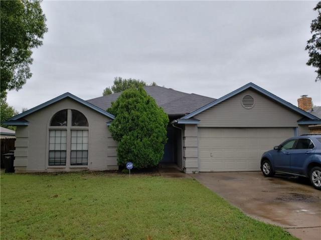 3721 Fairhaven Drive, Fort Worth, TX 76123 (MLS #13956733) :: RE/MAX Town & Country