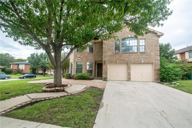 900 Birkshire Drive, Lewisville, TX 75077 (MLS #13956769) :: Hargrove Realty Group