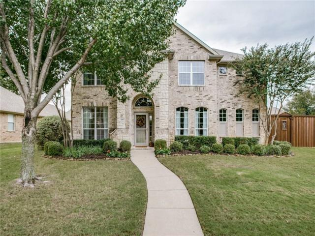 1507 Sundown Lane, Allen, TX 75002 (MLS #13956811) :: Kimberly Davis & Associates