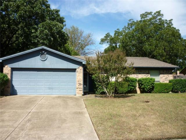 3024 Highgate Lane, Bedford, TX 76021 (MLS #13956834) :: The Chad Smith Team