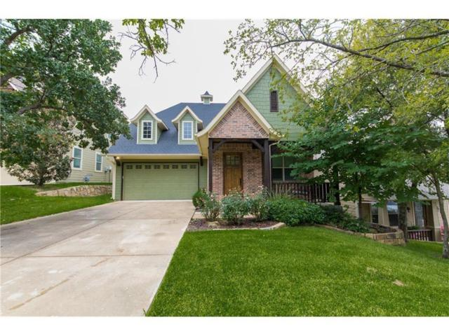 409 Dallas Street, Argyle, TX 76226 (MLS #13956865) :: The Heyl Group at Keller Williams