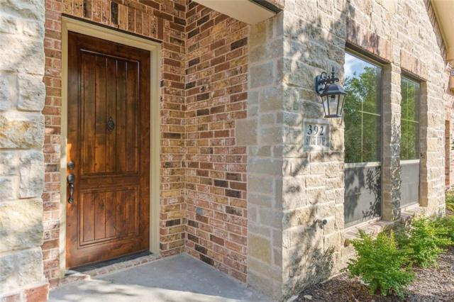 395 Lavender Place, Fairview, TX 75069 (MLS #13956920) :: Charlie Properties Team with RE/MAX of Abilene