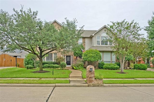8901 Trails Edge Drive, North Richland Hills, TX 76182 (MLS #13956921) :: Team Hodnett