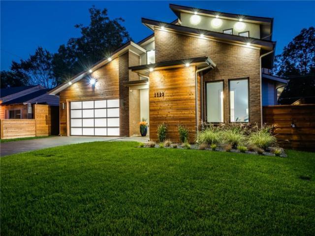 3822 Durango Drive, Dallas, TX 75220 (MLS #13956938) :: Kimberly Davis & Associates