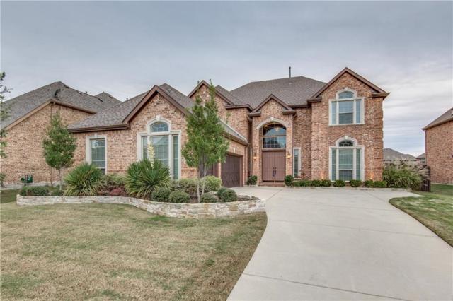 740 Salada Drive, Prosper, TX 75078 (MLS #13956942) :: Kimberly Davis & Associates