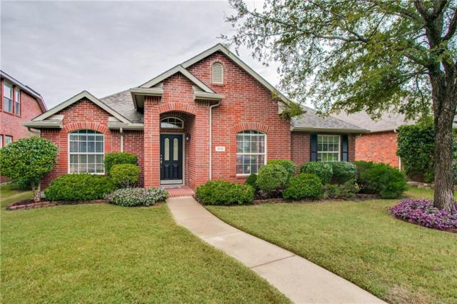 1514 Heather Brook Drive, Allen, TX 75002 (MLS #13957008) :: Kimberly Davis & Associates