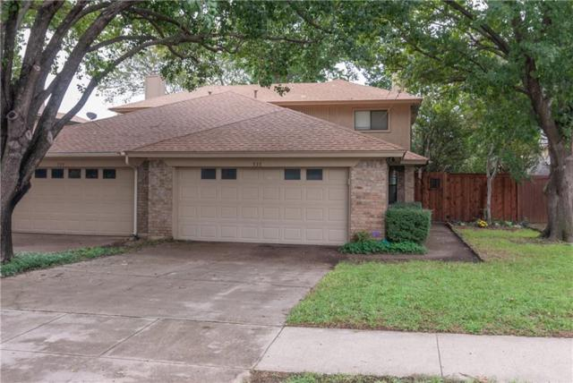 535 Mel Court, Euless, TX 76039 (MLS #13957016) :: The Chad Smith Team