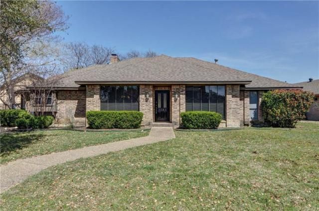 1103 Oakmont Drive, Richardson, TX 75081 (MLS #13957024) :: Kimberly Davis & Associates
