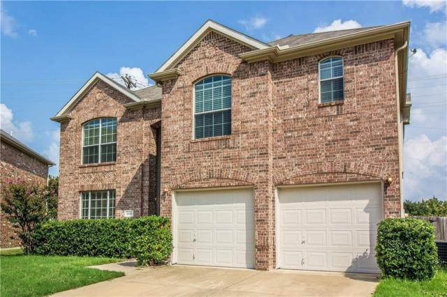 9900 Sourwood Drive, Fort Worth, TX 76244 (MLS #13957059) :: RE/MAX Town & Country