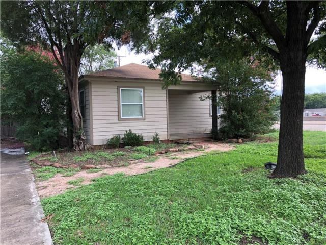 2521 Littlepage Street, Fort Worth, TX 76107 (MLS #13957061) :: RE/MAX Town & Country