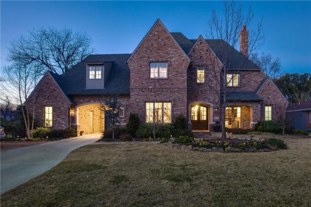 6023 Lupton Drive, Dallas, TX 75225 (MLS #13957069) :: The Heyl Group at Keller Williams