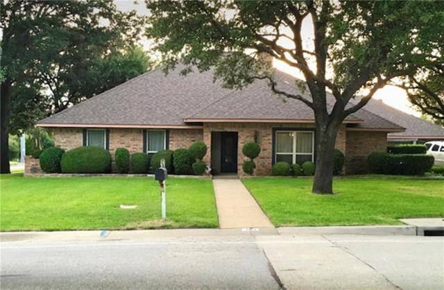 489 Sellmeyer Lane, Highland Village, TX 75077 (MLS #13957102) :: RE/MAX Town & Country