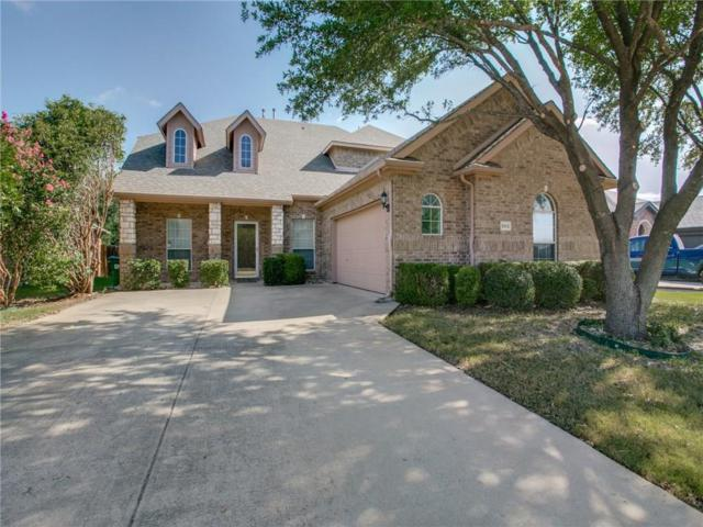 5912 Creekway Drive, Denton, TX 76226 (MLS #13957104) :: RE/MAX Town & Country