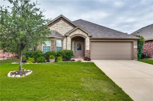 1212 Villa Paloma Boulevard, Little Elm, TX 75068 (MLS #13957110) :: Kimberly Davis & Associates