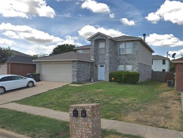 8720 Saddle Ridge Circle, Fort Worth, TX 76123 (MLS #13957132) :: The Tierny Jordan Network