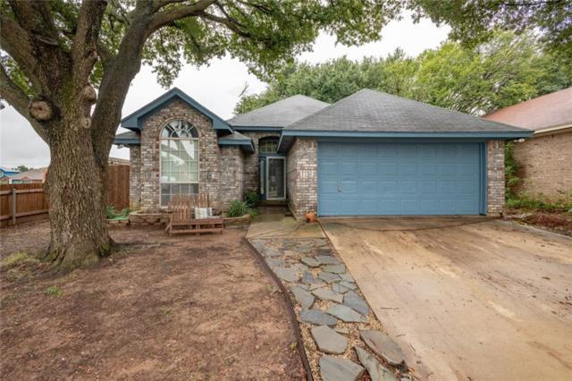 8824 Sabinas Trail, Fort Worth, TX 76118 (MLS #13957135) :: The Chad Smith Team