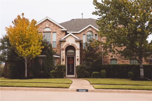 10826 Wilton Drive, Frisco, TX 75035 (MLS #13957141) :: Robbins Real Estate Group
