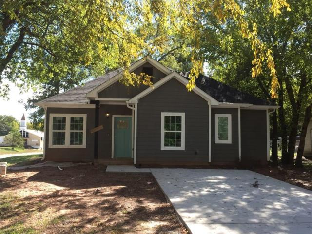 600 W Johnson Street, Denison, TX 75020 (MLS #13957202) :: The Real Estate Station