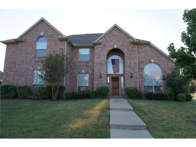 1019 Amesbury Drive, Murphy, TX 75094 (MLS #13957245) :: All Cities Realty