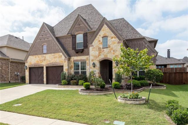 1009 W Bluff Way, Roanoke, TX 76262 (MLS #13957297) :: NewHomePrograms.com LLC