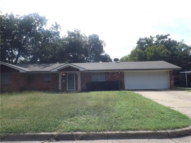 7816 Arnold Terrace, North Richland Hills, TX 76180 (MLS #13957311) :: Team Hodnett