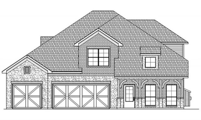 3804 Winding Forest Drive, Grand Prairie, TX 75052 (MLS #13957348) :: The Real Estate Station