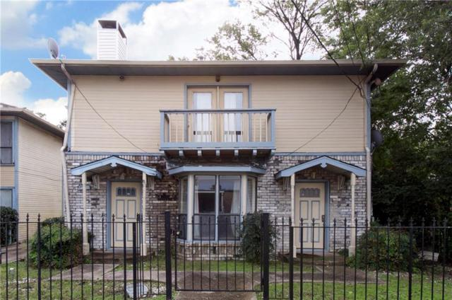 4512 Sycamore Street, Dallas, TX 75204 (MLS #13957352) :: The Chad Smith Team