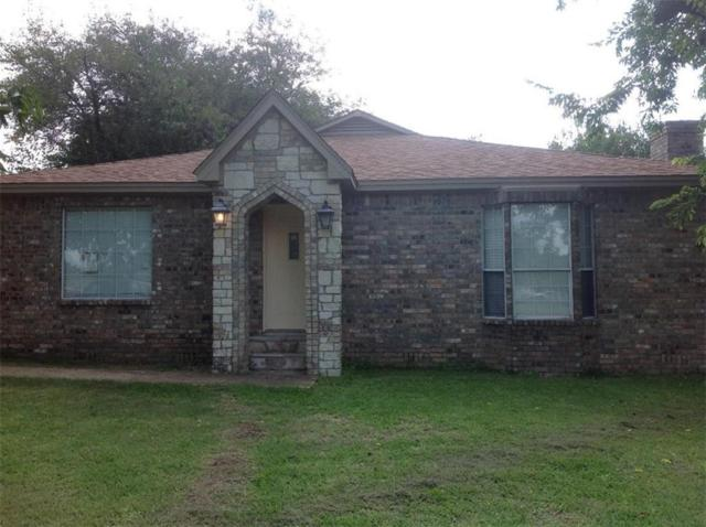 201 8th Street, Terrell, TX 75160 (MLS #13957364) :: RE/MAX Town & Country