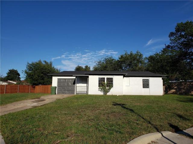 1215 Cardinal Street, Arlington, TX 76010 (MLS #13957373) :: Team Hodnett