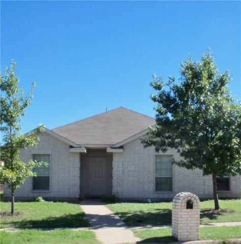 812 Canyon Place, Desoto, TX 75115 (MLS #13957408) :: Kimberly Davis & Associates