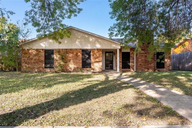 3409 Ardis Drive, Rowlett, TX 75088 (MLS #13957455) :: Robbins Real Estate Group