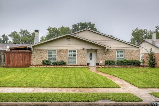 1829 Palo Duro Drive, Garland, TX 75040 (MLS #13957489) :: HergGroup Dallas-Fort Worth