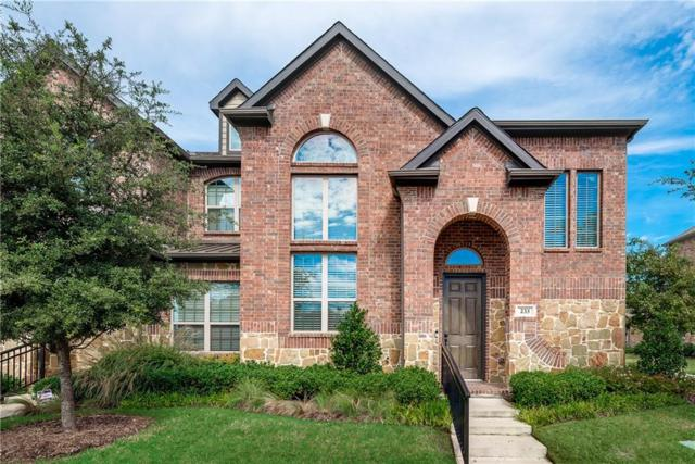 233 E Spring Valley Road, Richardson, TX 75081 (MLS #13957539) :: RE/MAX Town & Country