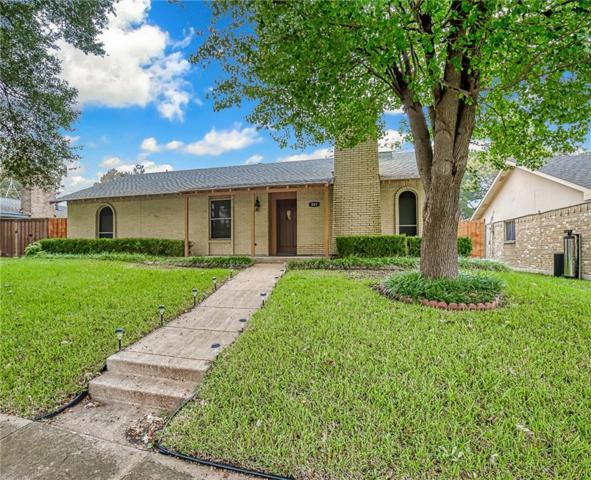 341 Wildbriar Drive, Garland, TX 75043 (MLS #13957555) :: RE/MAX Town & Country