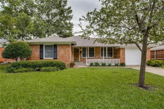 715 Westwood Drive, Richardson, TX 75080 (MLS #13957569) :: Kimberly Davis & Associates