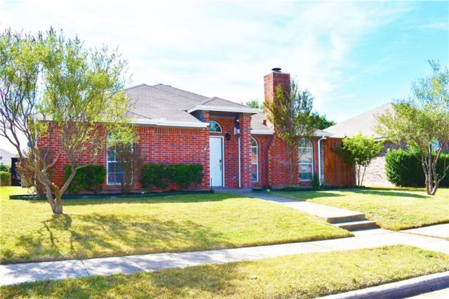 2709 Spring Rain Drive, Mesquite, TX 75181 (MLS #13957593) :: Kimberly Davis & Associates