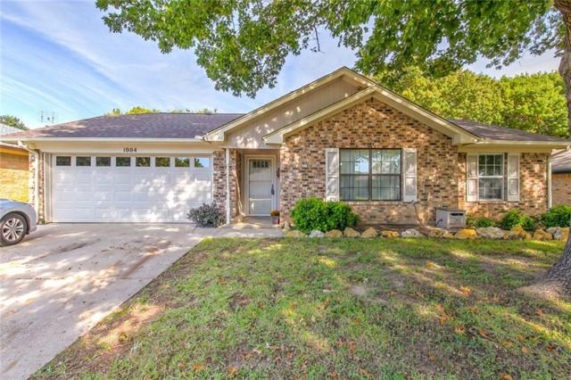 1004 Green Ridge Terrace, Saginaw, TX 76179 (MLS #13957682) :: RE/MAX Town & Country
