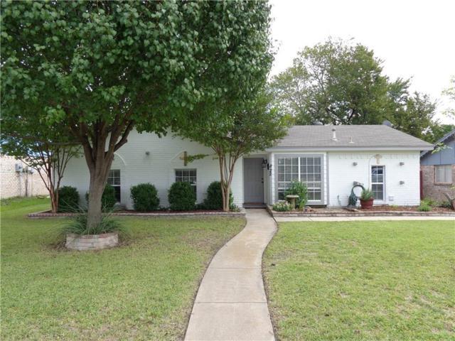 822 E Oates Road, Garland, TX 75043 (MLS #13957704) :: RE/MAX Landmark