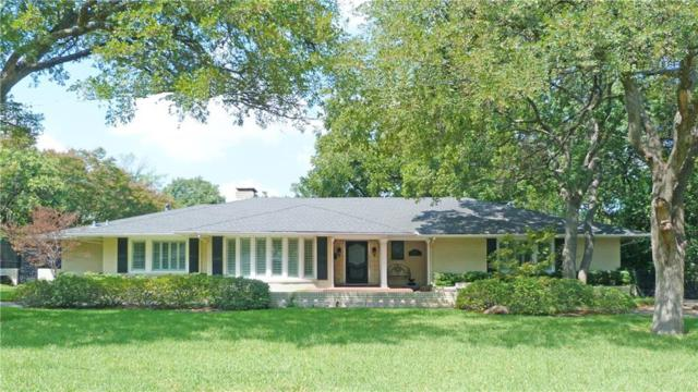 7127 Brookshire Circle, Dallas, TX 75230 (MLS #13957763) :: Hargrove Realty Group