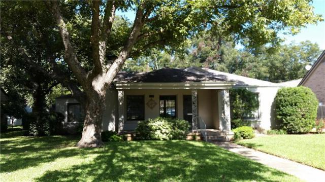 6424 Drury Lane, Fort Worth, TX 76116 (MLS #13957785) :: The Chad Smith Team