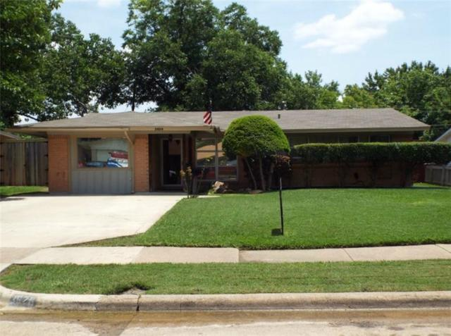 3626 Palm Drive, Mesquite, TX 75150 (MLS #13957787) :: RE/MAX Town & Country