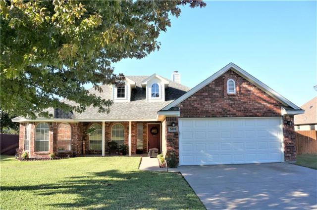 509 Mckittrick Court, Godley, TX 76044 (MLS #13957805) :: RE/MAX Town & Country