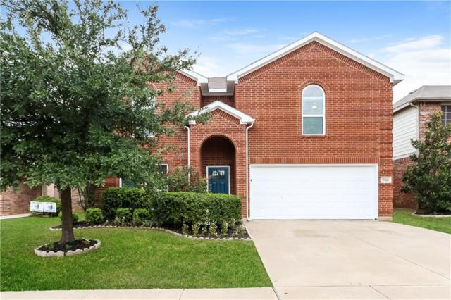 10448 Rising Knoll Lane, Fort Worth, TX 76131 (MLS #13957843) :: NewHomePrograms.com LLC