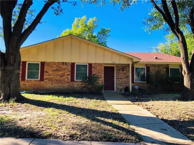 413 Peaceful Drive, Garland, TX 75043 (MLS #13957869) :: RE/MAX Town & Country