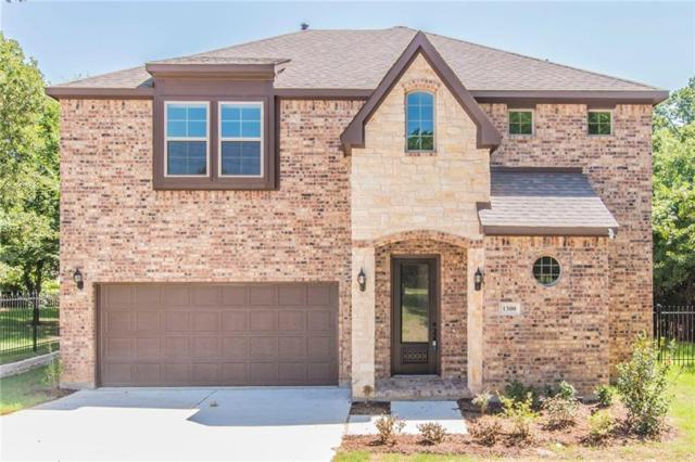 1300 Shards Court, Corinth, TX 76210 (MLS #13957873) :: North Texas Team | RE/MAX Lifestyle Property