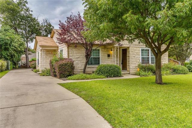 2924 5th Avenue, Fort Worth, TX 76110 (MLS #13957883) :: RE/MAX Town & Country